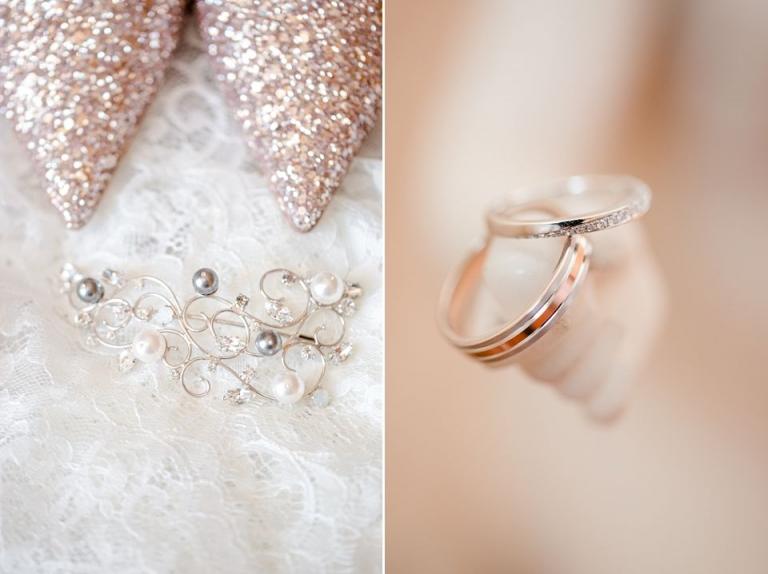 photo détail bijoux mariage Château Barthélemy