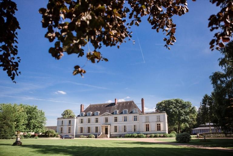 photographe mariage Château Barthélemy