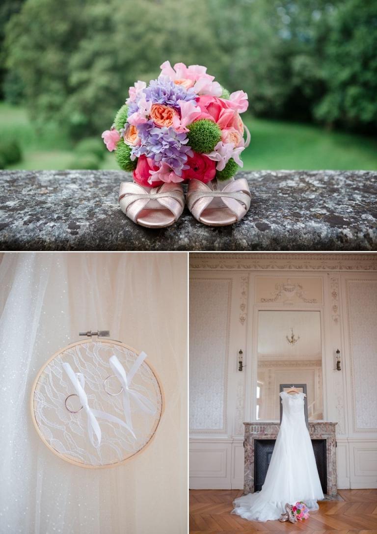 photographe mariage chateau de Méridon chevreuse