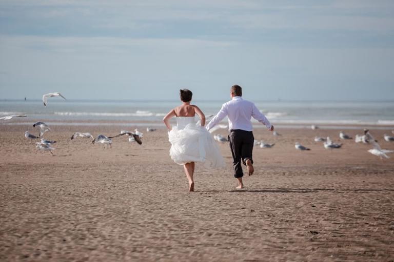photographe mariage Normandie séance photo après mariage