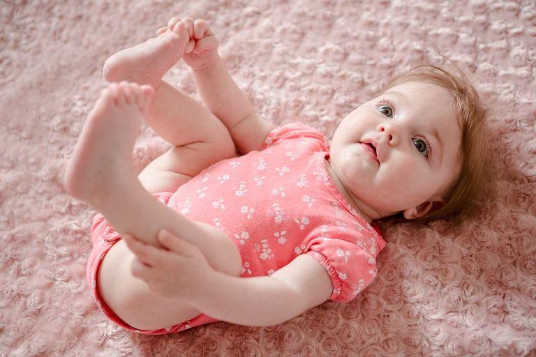 photographe bébé à domicile Yvelines