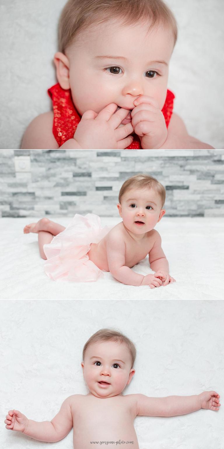 Séance photo bébé a domicile - Photographe bébé Paris