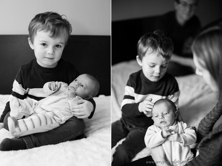 5 conseils pour réaliser une séance photo en famille avec des petits enfants
