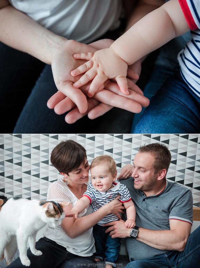 Photographe professionnel famille 78